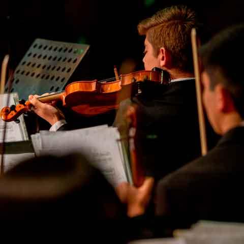 ¡Postula al Festival de Orquestas de Cámara de Cuerdas de la Región del Biobío 2021!