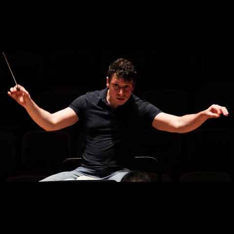 Seminario de Dirección, modalidad Quinteto de Cuerdas, dictado por Paolo Bortolameolli