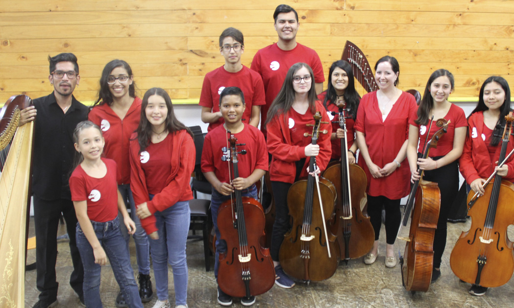Conoce los Resultados Becas Escuela de Orquestas 2° llamado