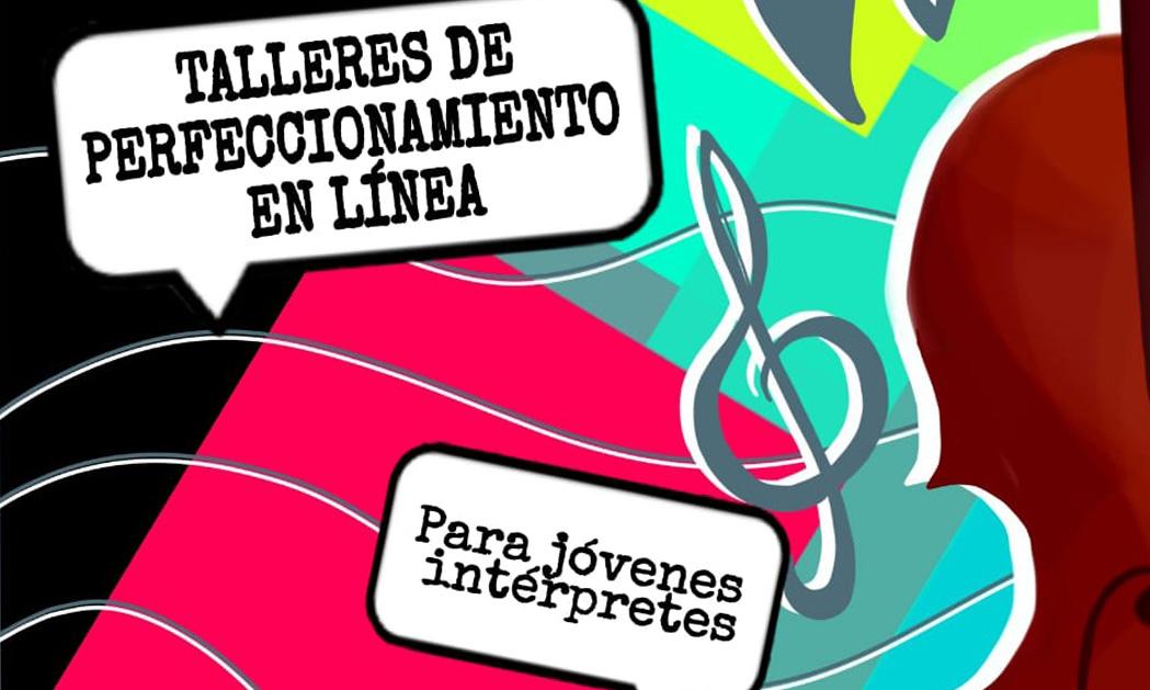 "¡Atención #ComunidadFOJI invitación a ""Talleres Virtuales 2021""!"
