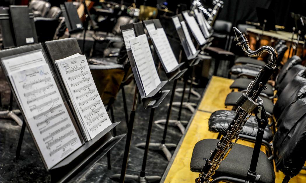 Exitosa campaña de donación de partituras realiza el Archivo Musical de la FOJI