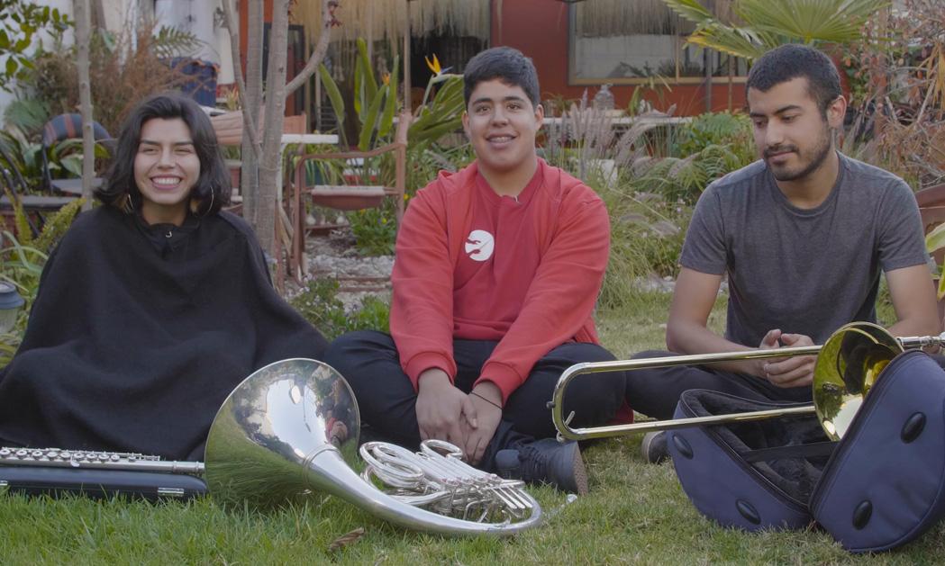 """FOJI estrena el documental """"La música, un lugar de encuentro"""""""