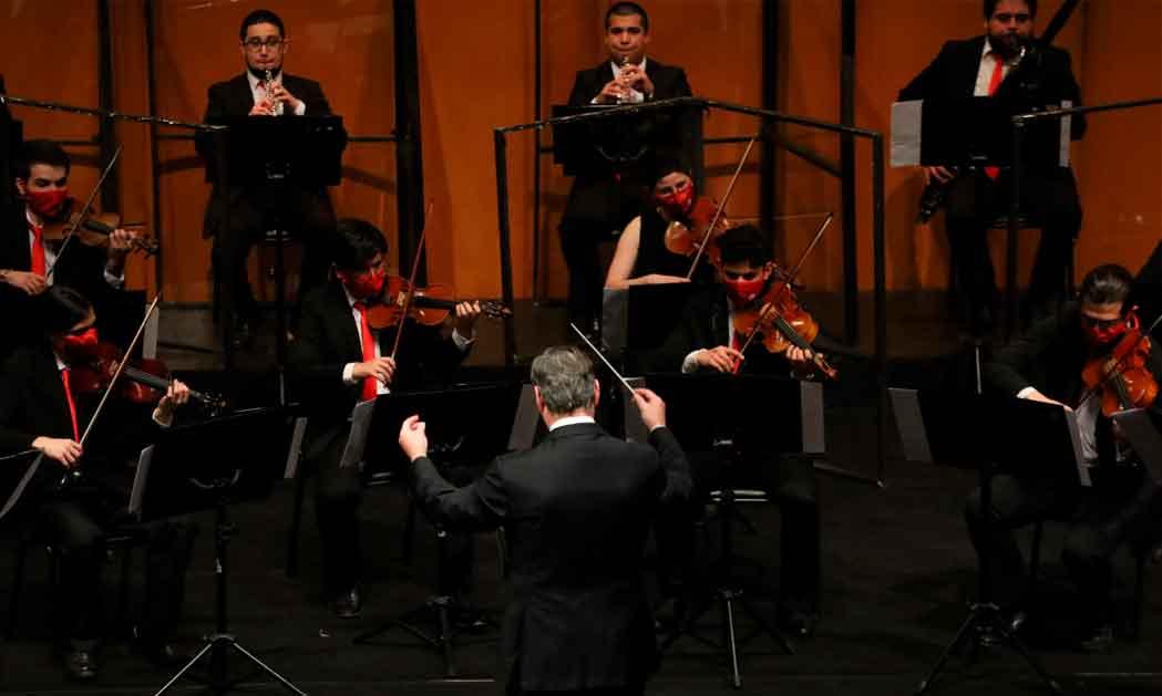 Sinfónica Nacional Juvenil en auspicioso inicio...