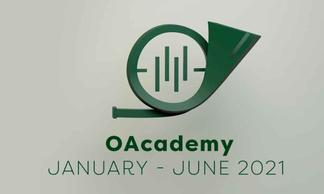 """Nuestra #ComunidadFOJI felicita a los tres jóvenes que participaran en OAcademy 2021 """"Formación de Líderes de Orquesta"""""""